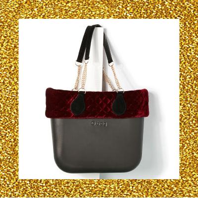 O Bag Velvet Rules